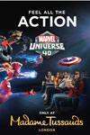 Madame Tussauds + Marvel Universe 4D Cinema