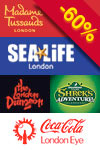 Tickets to Ofertas en Londres