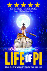 Life of Pi: as aventuras de Pi