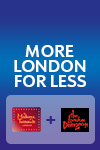 2-in-1: London Dungeon & Madame Tussauds
