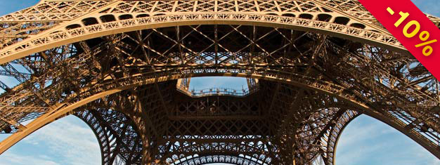 Tickets to Ofertas em Paris
