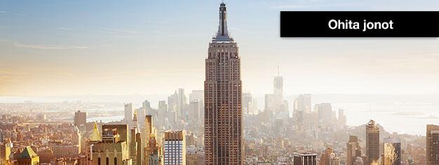 Ohita jonot New Yorkissa