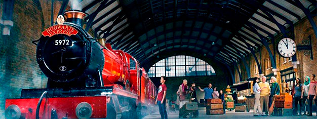 Tickets to Harry Potter's London