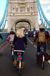 Londres on Bike