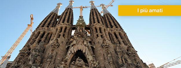 Biglietti e tour Sagrada Familia a Barcellona, Spagna