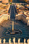 Vatican Museum, Vatacombs, and St. Peter's Basilica