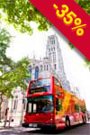 NYC, Bus Hop On-Hop Off e Traghetto, 72 ore