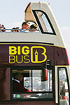 Londres en bus hop-on hop-off