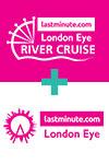 Лондонский глаз» и водная экскурсия по Темзе
