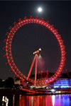 Tickets to London Eye & Madame Tussauds