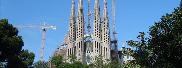 Koupit vstupenky do Sagrada Familia, Park Güell, Dům Batlló a Dům Milá