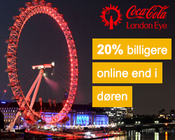 Billetter til London Eye: Flex-billet