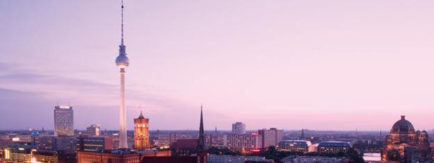 Rezerwuj bilety dla Wieża Telewizyjna w Berlinie