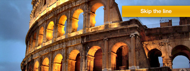 Book tickets to Colosseum