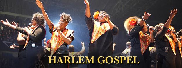 Boka biljetter till Upplev Harlem
