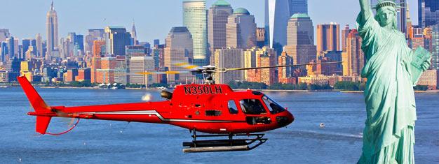 Bestel tickets voor Helikoptervluchten