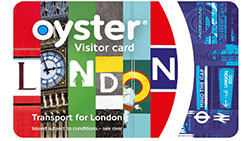 Kjøp Visitor Oyster Card