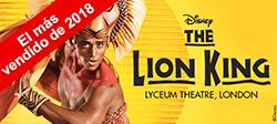 Reservar entradas para Disney's The Lion King - Londres
