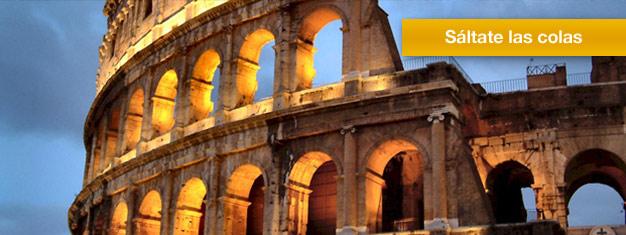 Reservar entradas para Coliseo