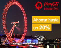 Entradas para London Eye: entradas flexibles