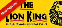 Bestill billetter til Disney's The Lion King - London