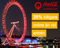 Biljetter till London Eye