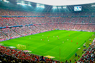Estadio Allianz Arena. FútbolAlemán.es