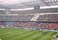 Arena info. Stadio San Siro Meazza. ItalienFodbold.dk