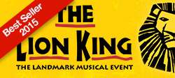Book tickets for Disney's The Lion King - London