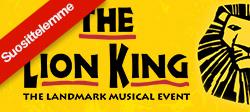 Varaa liput näytökseen Disney's The Lion King - Lontoo