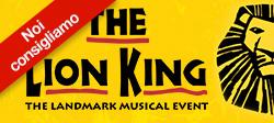 Prenotazione biglietti per Disney Il Re Leone - Londra