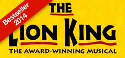 Bestel tickets voor Disney's The Lion King - Londen