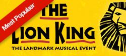 Bestill billetter til Disney's The Lion King - London