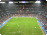 Arenainfo Santiago Bernabeu. MadridFootballInternational.co.uk