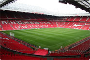 Venue info Old Trafford. ManchesterandLiverpool.com