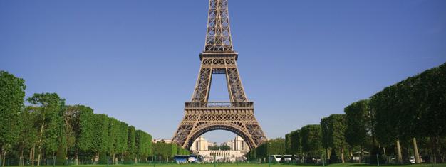 Rezerwuj bilety dla Wieża Eiffla