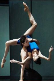 San Francisco Ballet: Programme D - McIntyre / Wheeldon / Dawson