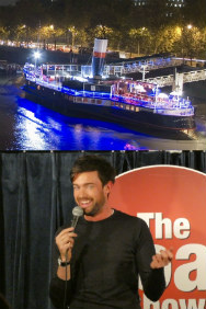 Boat Show Comedy Club