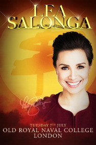 Lea Salonga & John Barrowman - Greenwich Music Time