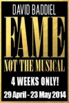 David Baddiel - Fame Not The Musical