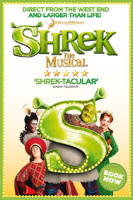 شرِك ذا ميوزيكال Shrek The Musical