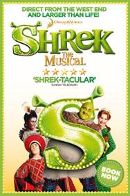シュレック、ミュージカル Shrek The Musical