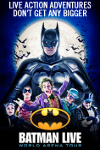 Batman Live-O2 Arena, London