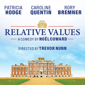 Relative Values in London is one of Noël Coward's most successful comedies. Book your tickets for Relative Values in London here!