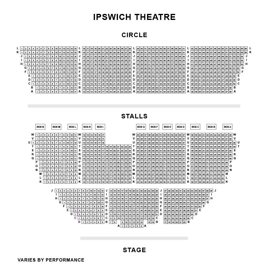 Ipswich Regent Theatre
