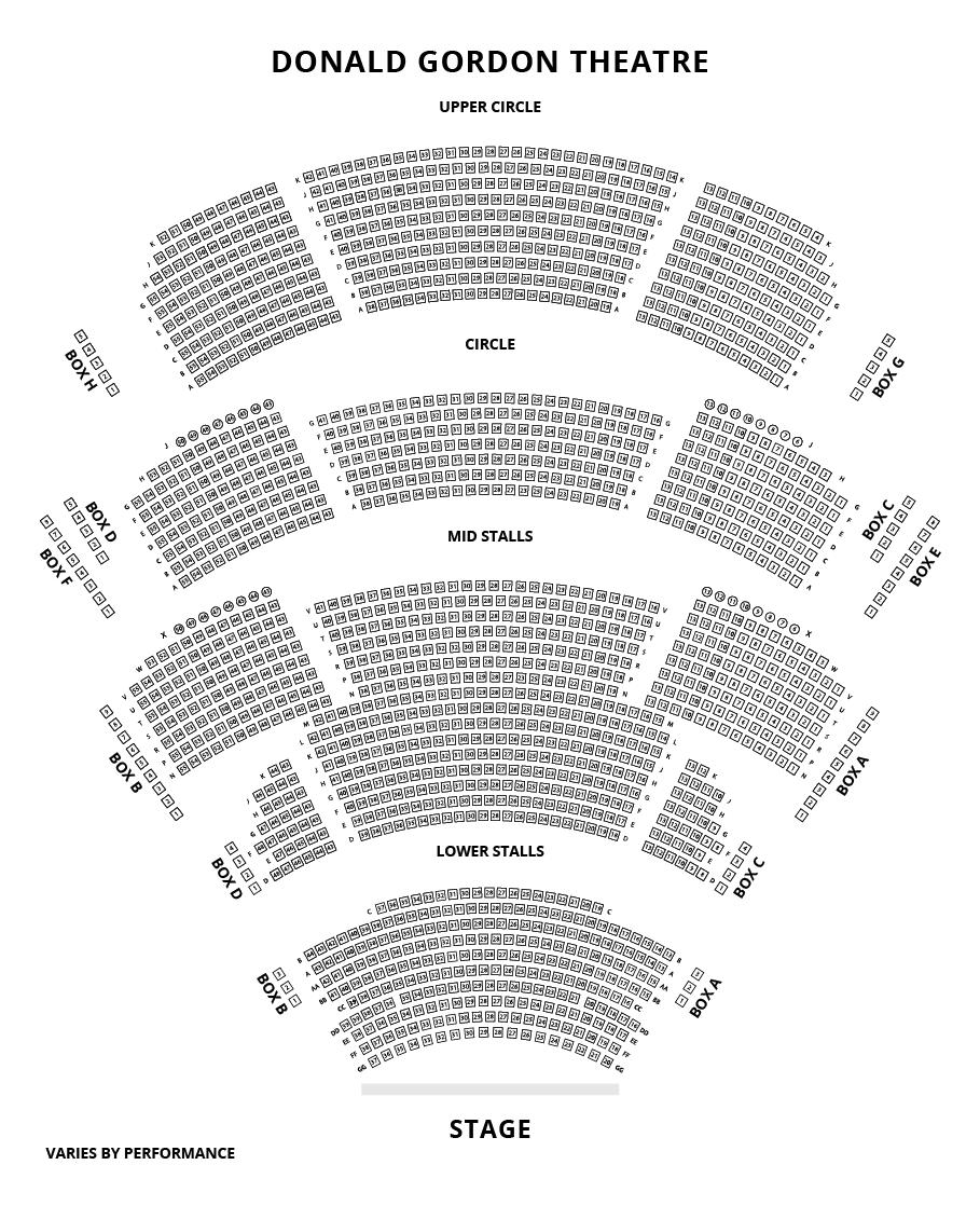 Donald Gordon Theatre, Cardiff