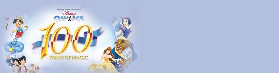 Disney On Ice Celebrates 100 Years Of Magic Birmingham
