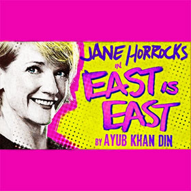 East Is East is a story about growing up in multiracial England. While the father wants to give his children a muslim upbringing, the mom has different ideas.
