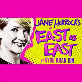 East is East er en morsom moderne klassiker om at vokse op i multietniske England. Mens faren vil give børnene en muslimsk opdragelse, har moren andre tanker.