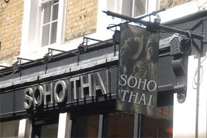 Thai Square Soho